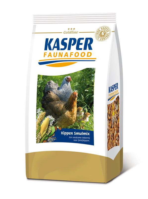 Kasper KASPER - KIPPEN SMULMIX 600 GR