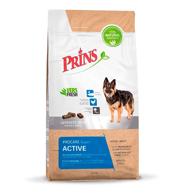 PRINS - PROCARE SUPER ACTIVE 3 KG VLEES ADULT