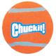 CHUCKIT - TENNIS BALL 2-PACK ORANJE