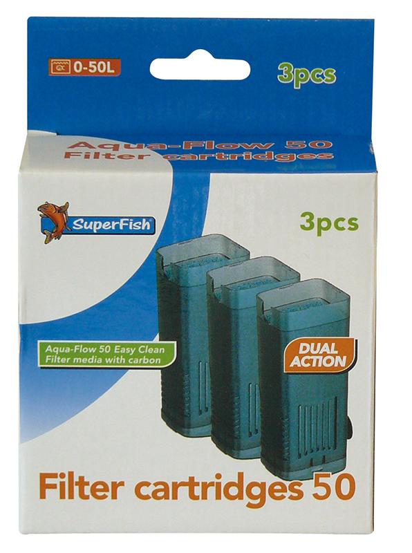 SUPERFISH SUPERFISH - 50 EASY CLICK CASSETTE BLAUW 3 ST