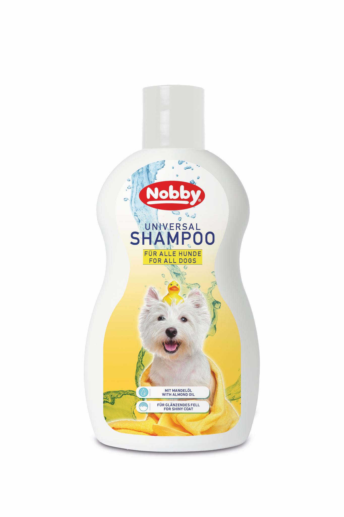 NOBBY NOBBY - SHAMPOO UNIVERSEEL 300 ML