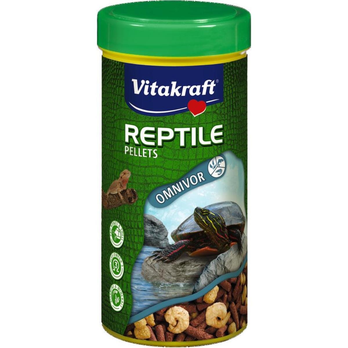 VitaKraft VITAKRAFT - TURTLE PELLETS UNIVERSEEL 250 ML