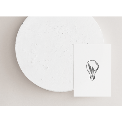 Studio Lilo Bloem in lamp