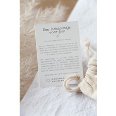 Roosmarijn Knijnenburg Hold tight | Liefs