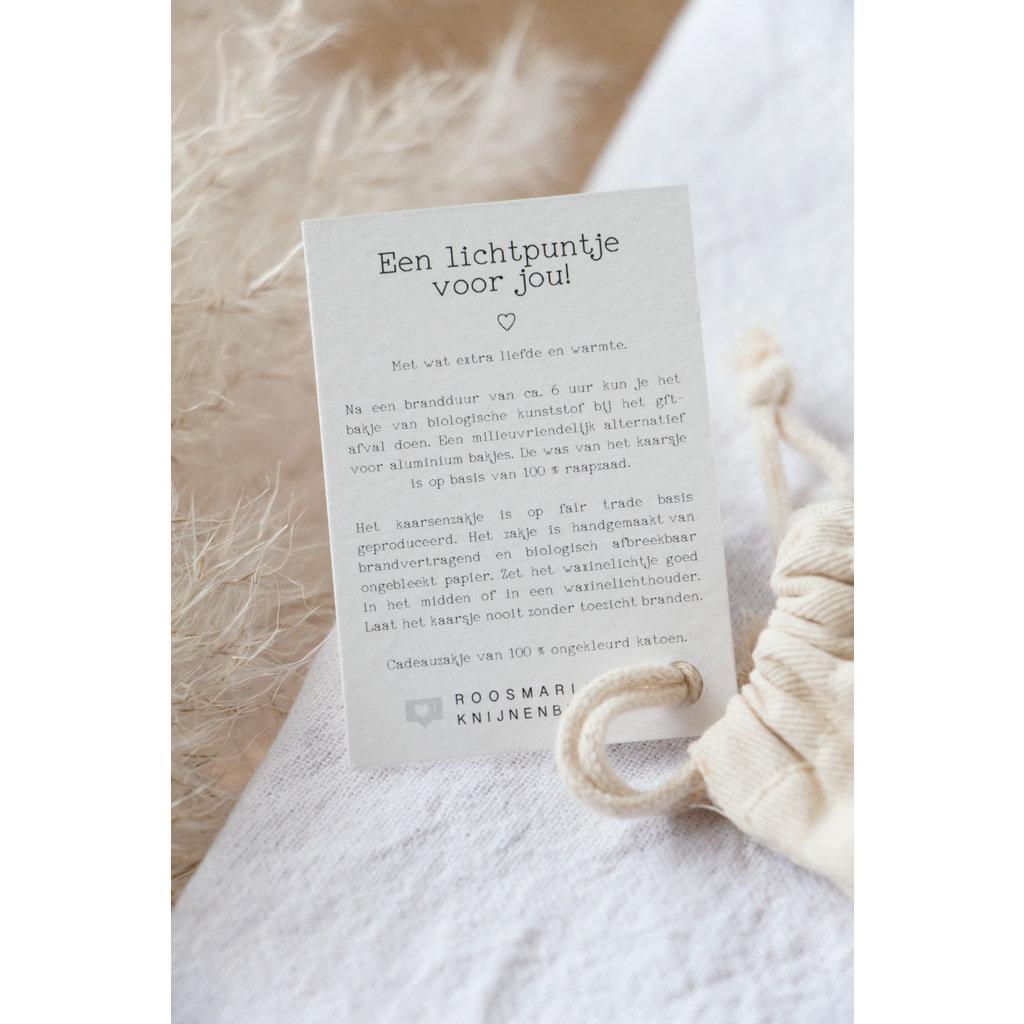 Roosmarijn Knijnenburg Hold tight | Trots