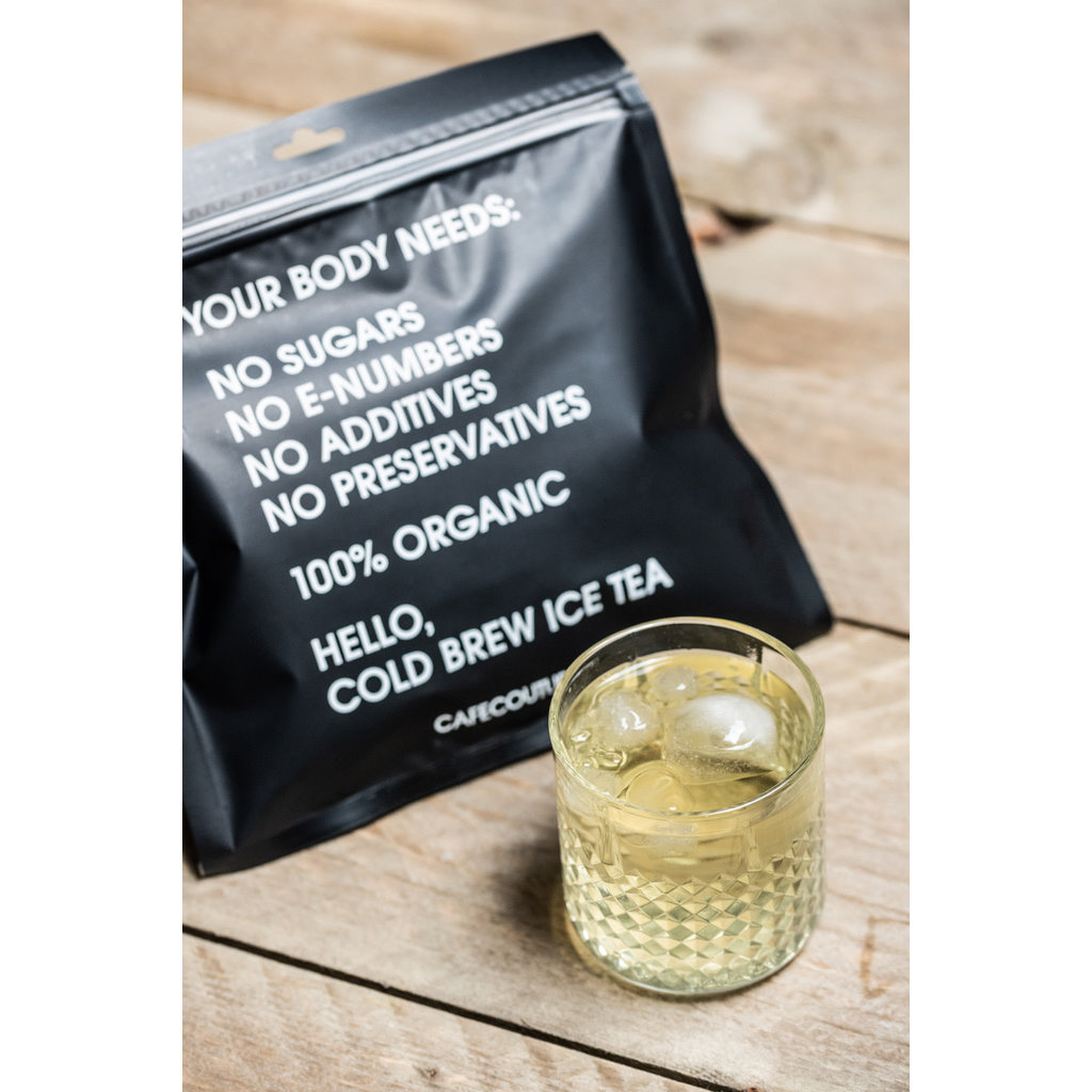 Café Couture Cafe Couture Organic Slimming Cold brew ice tea