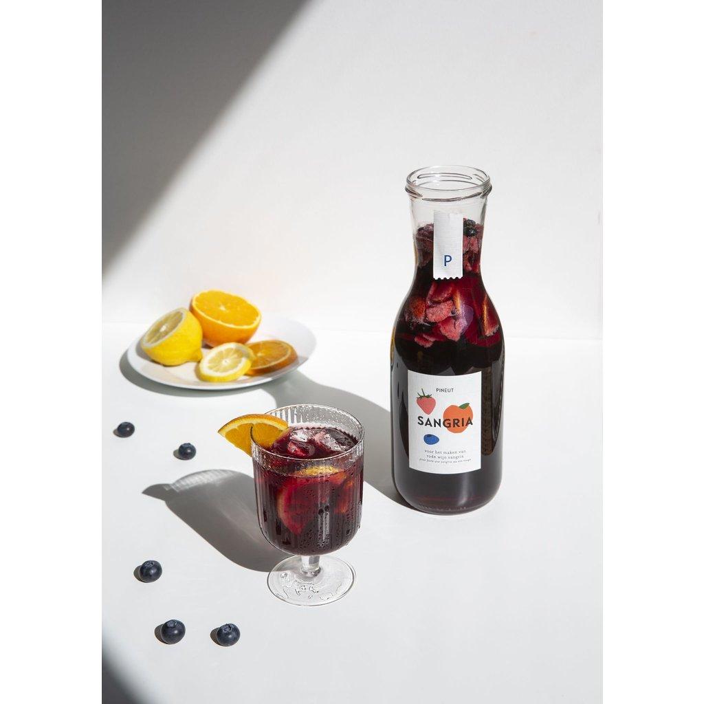 Pineut Gedroogde Fruitmix voor Sangria Rode Wijn