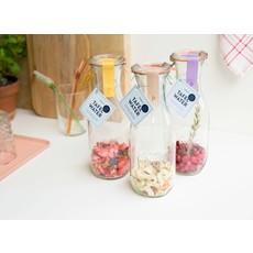 Pineut Tafelwater aardbei, jasmijnbloem, korenbloem