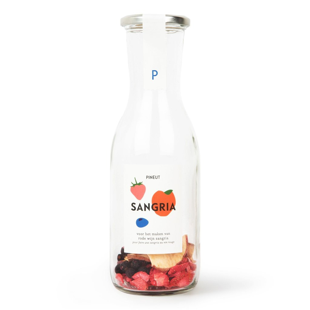 Pineut Gedroogd fruit voor Rode Sangria