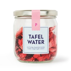 Pineut Tafelwater aardbei, hibiscus refill