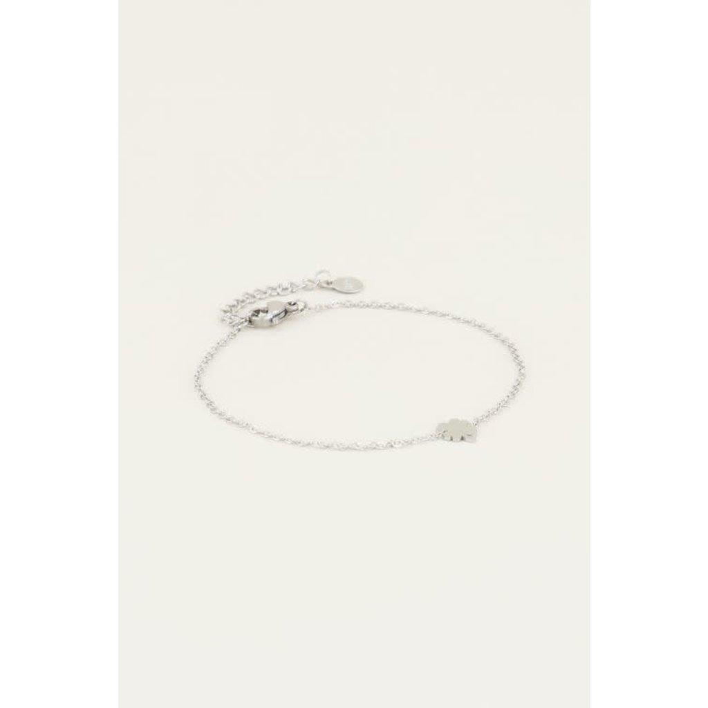 My Jewellery Armband klavertje