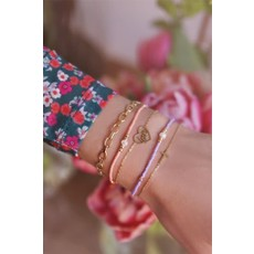 My Jewellery Armband klein kruisje goud