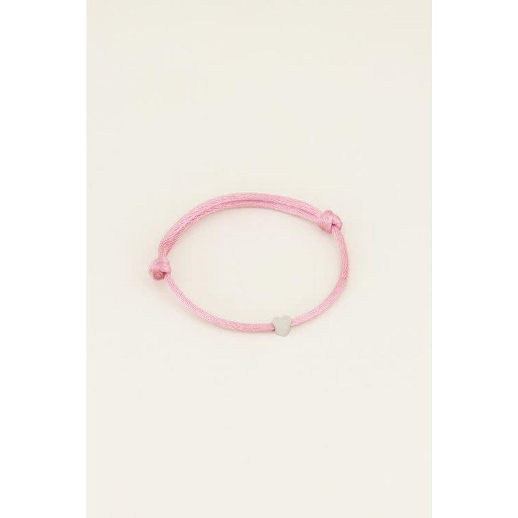 My Jewellery Dochter armband mini los zilver