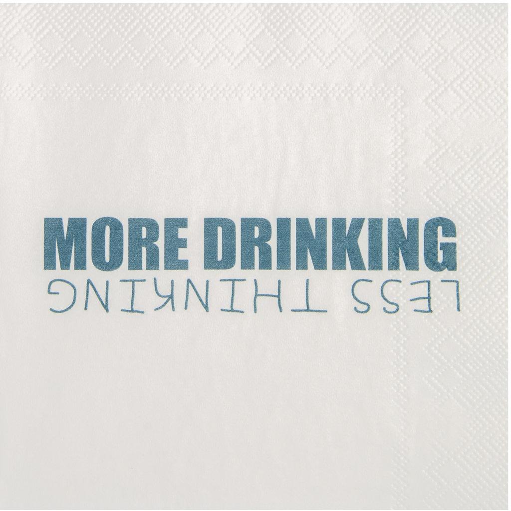 Rader Servetten More Drinking