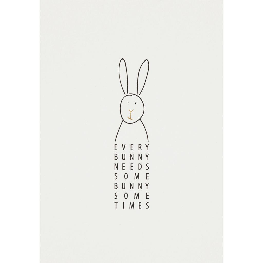 Rader Kaartje Bunny