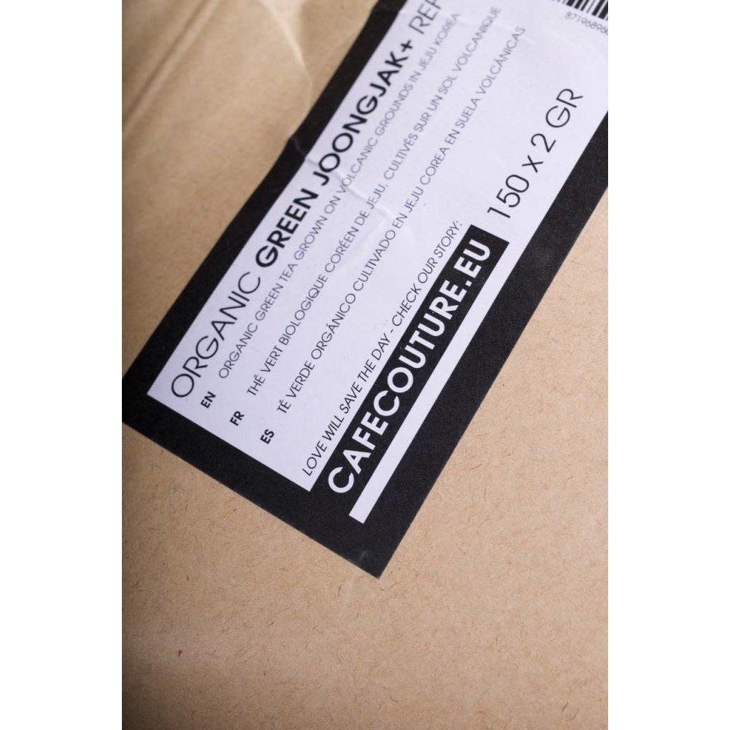 Café Couture Green Joongjak+ | Groen