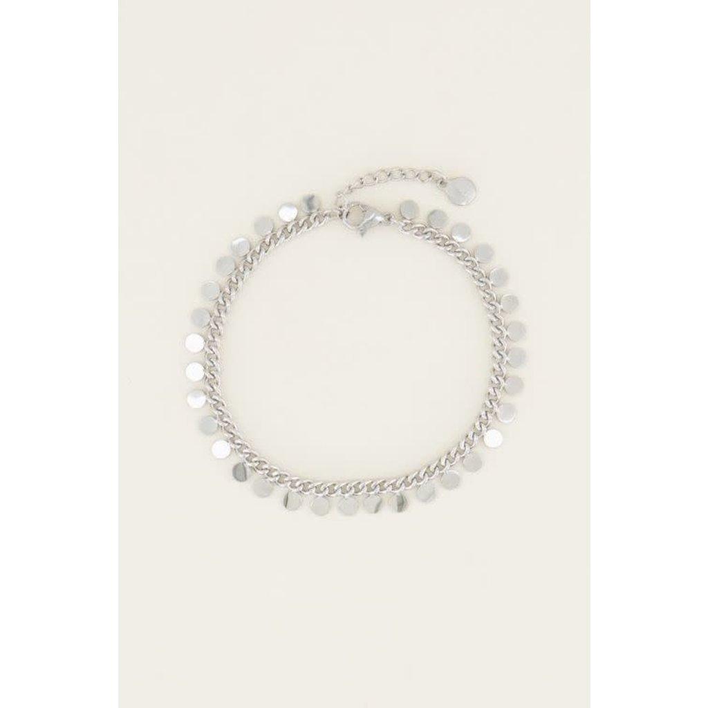My Jewellery Coin Bracelet zilver