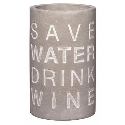 Rader Wijnkoeler Save Water...