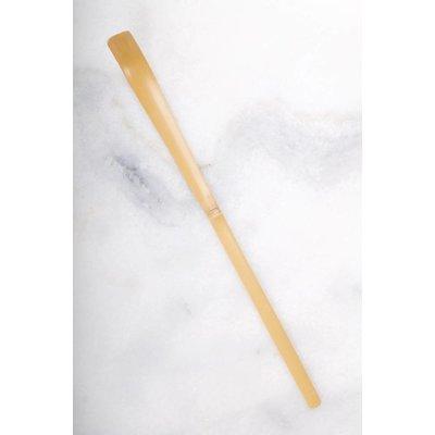 Matcha bamboe lepel