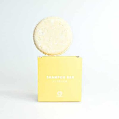 Shampoobars Shampoo Bar Citroen - Vet haar