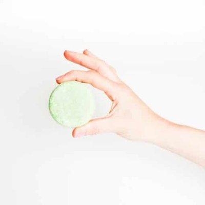 Shampoobars Shampoo Bar Lime - natuurlijke glans