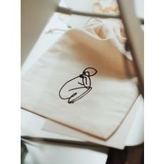 Petit Pourri Letterpress wenskaart Selflove