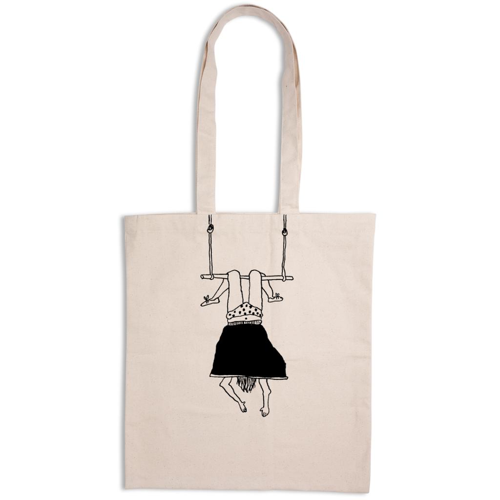 HelenB Tote bag Trapeze Girl