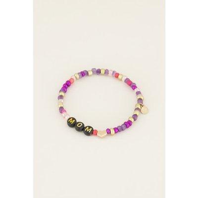 My Jewellery Kralenarmbandje Mom
