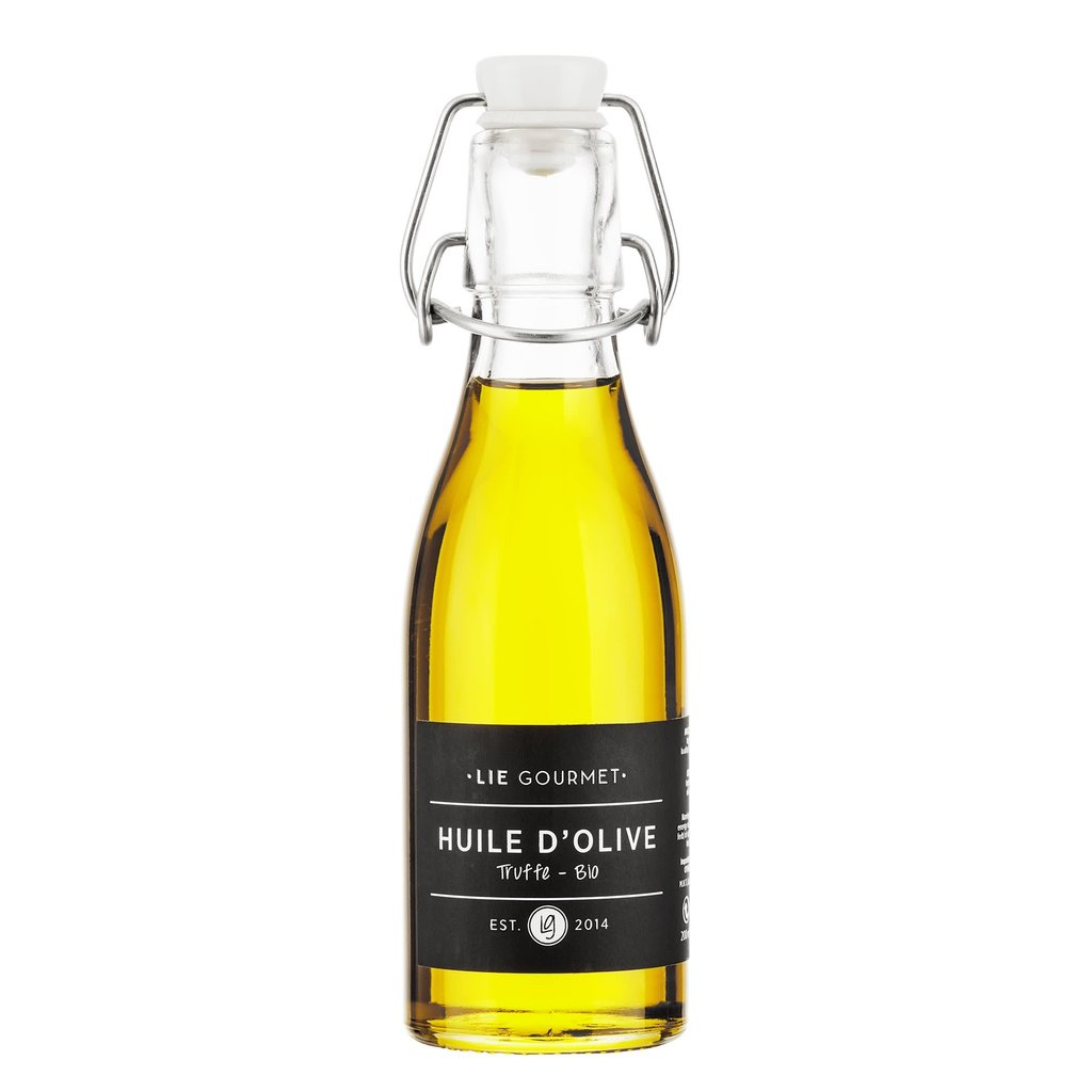 Lie Gourmet Biologische extra vergine olijfolie met truffel