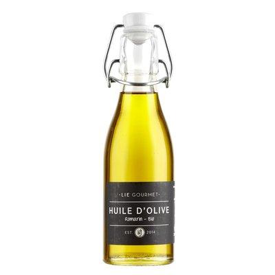 Lie Gourmet Biologische extra vergine olijfolie met rozemarijn