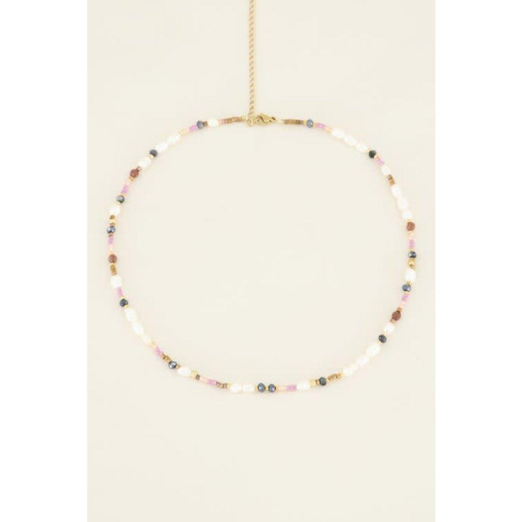 My Jewellery Kralenketting met parels