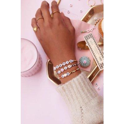 My Jewellery DIY armbandje wit
