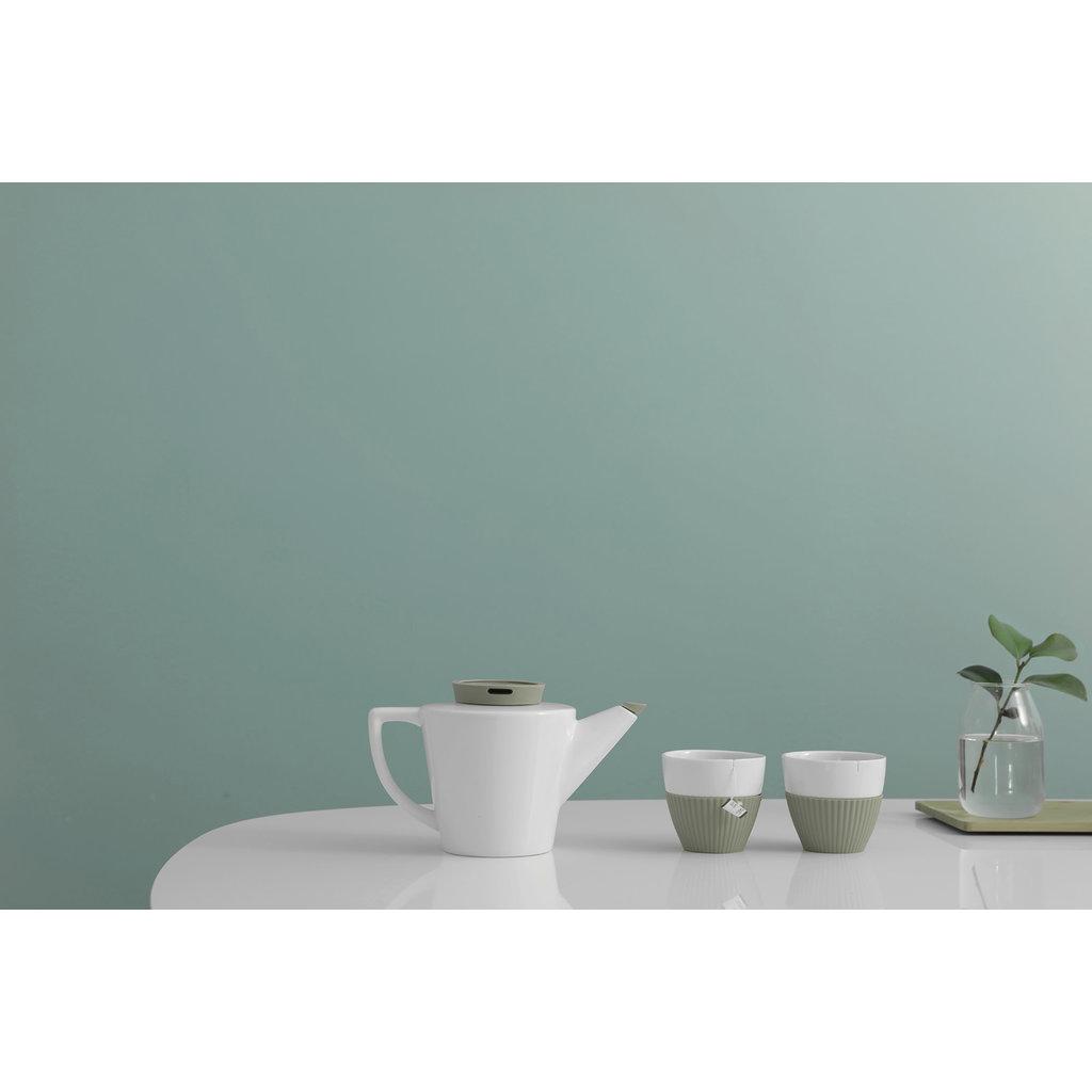 Viva Infusion™ Porcelain Tea Set.