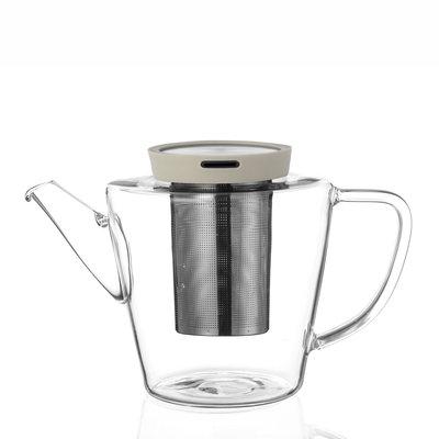 Viva Infusion™ Glass teapot.