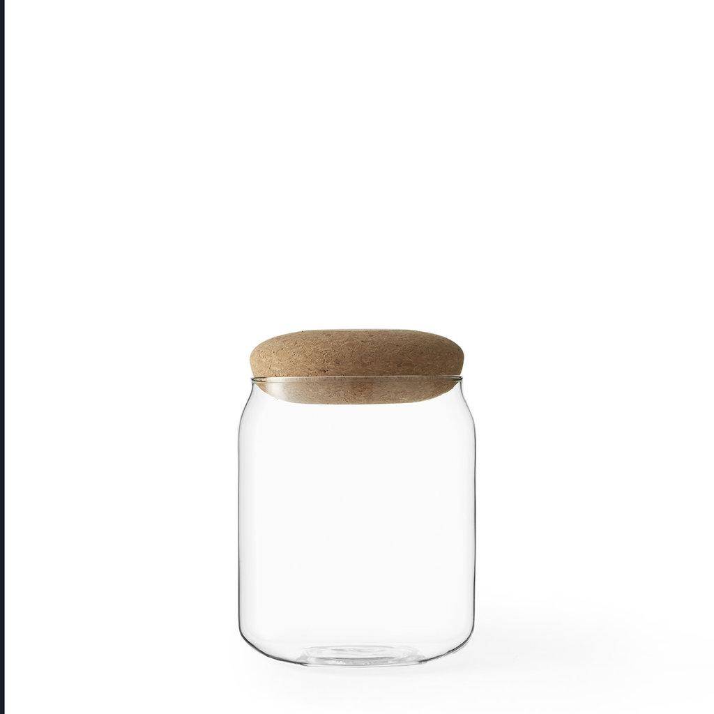 Viva Cortica™ Glass Jar 0.8L