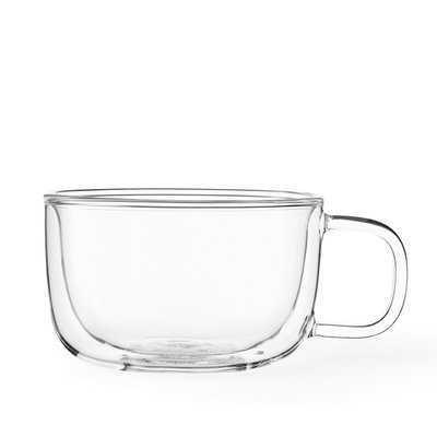 Viva Classic™ Double walled glass with handle