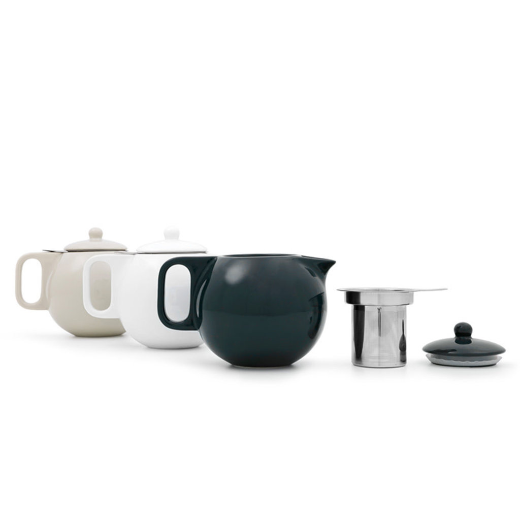 Viva Jaimi™ tea in porcelain wit