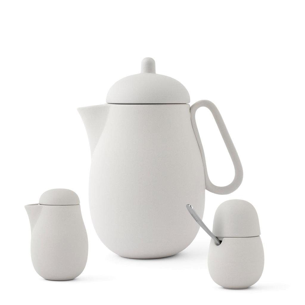 Viva Nina™ tea set & Milk and Sugar