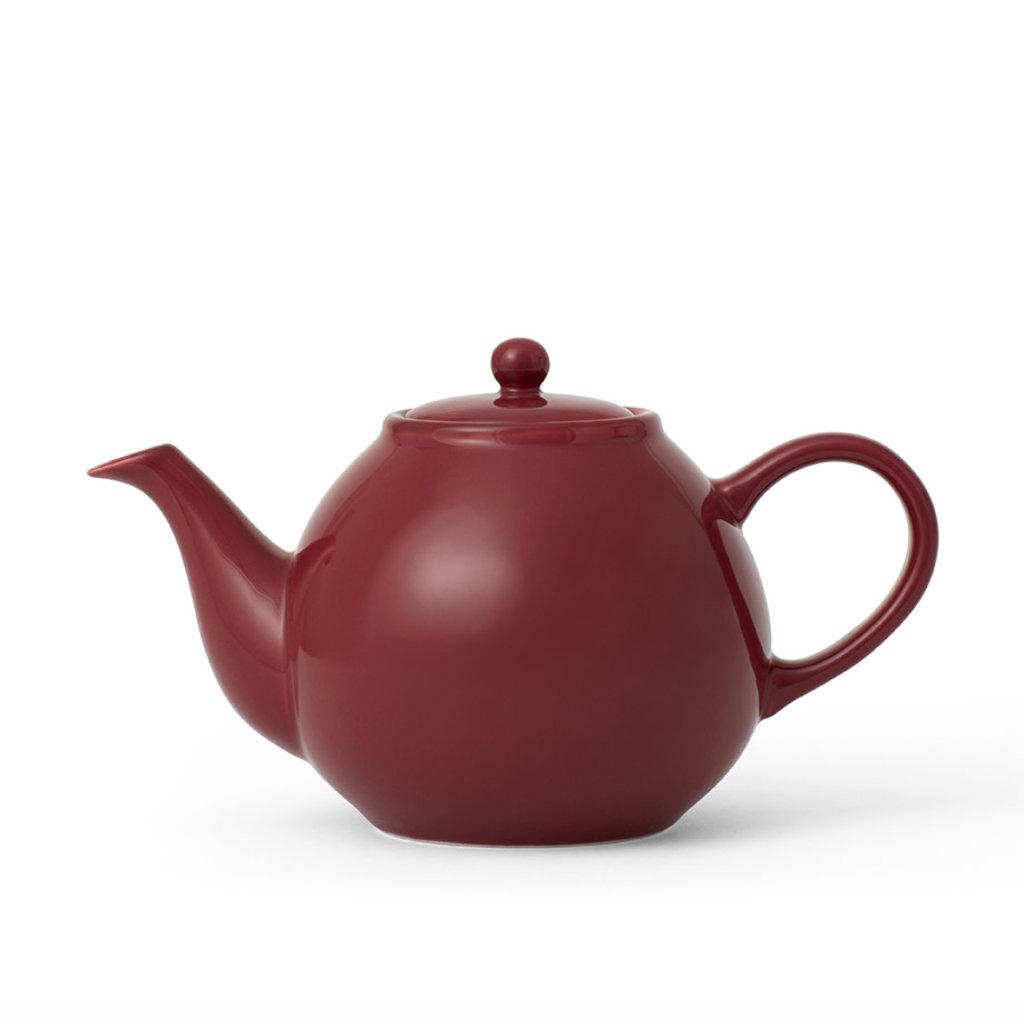Viva Victoria™ classic teapot rood