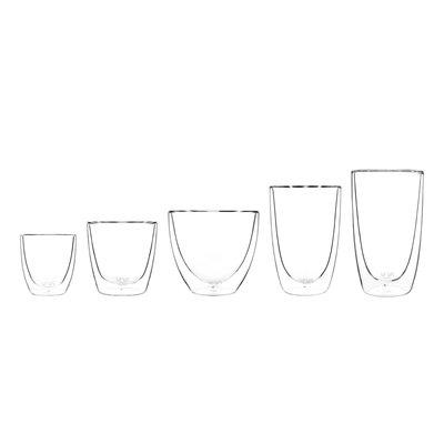 Viva Double walled glass 390ml set of 6
