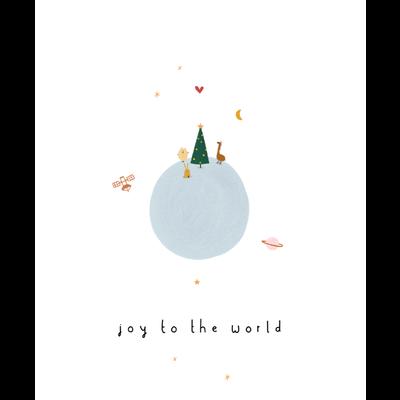 Klein Liefs Joy to the world