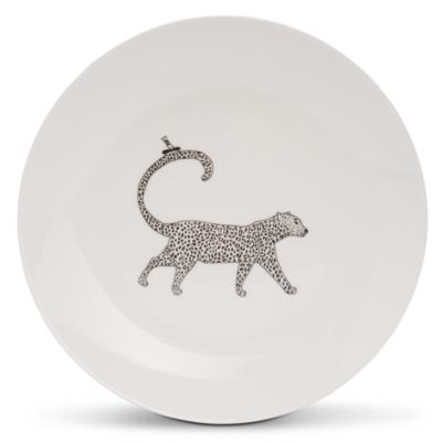 HelenB Ontbijtbord | leopard