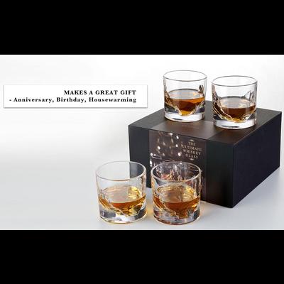 Liiton Whiskey Glass Set