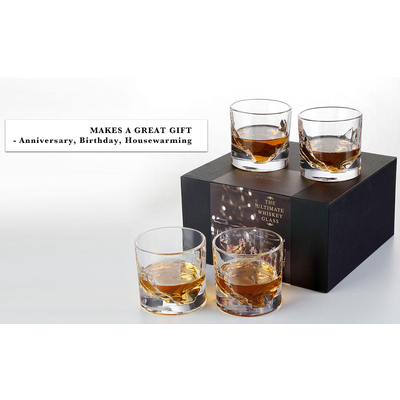 Liiton whiskey glazen