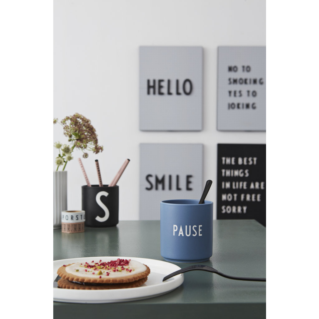 Design Letters Favoriete Beker  Pause