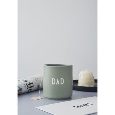 Design Letters Favoriete Beker  Dad