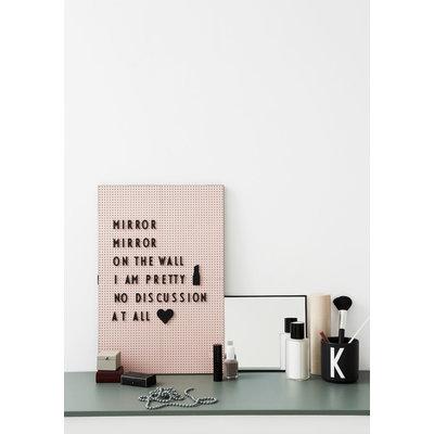 Design Letters Letter Board A3 Nude