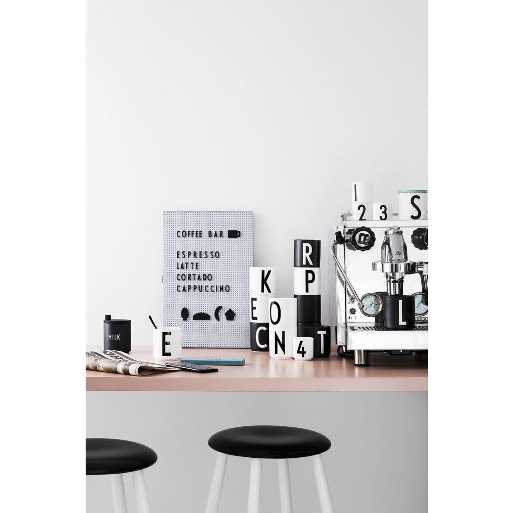 Design Letters Design Letters Letter Board A3 Grijs