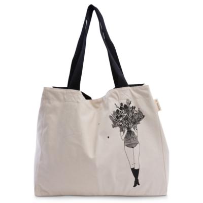 HelenB Grote | shopper flower girl