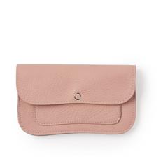 Keecie Keecie Lichtroze leren portemonnee, Flash Forward, Soft Pink
